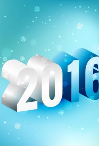 Fijne feestdagen en een gelukkig 2016