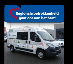 React Twente heeft een nieuwe bus!