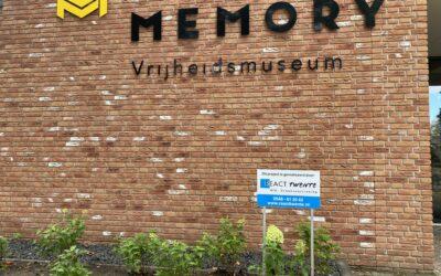 Opdracht bij het Memory museum resultaat